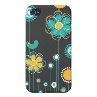 Sommaren blommar I iPhone 4 Skal