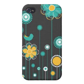 Sommaren blommar I iPhone 4 Skydd