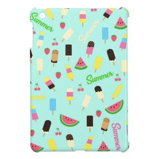 Sommarmönster iPad Mini Fodral