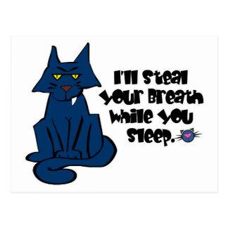 Sömn för Kat Kraze Vykort