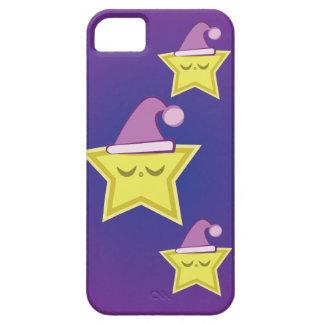 Sömnig lite stjärnaiphone case iPhone 5 fodraler