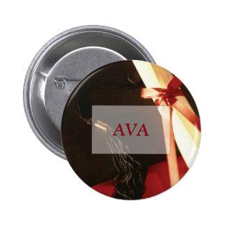 Sondotterstudentenönskemål, rundagåva standard knapp rund 5.7 cm