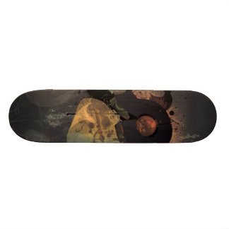 Sonorous Skateboard