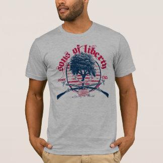 Sons av frihet (som bedrövas non) t-shirt