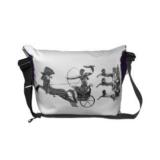 Sonspendlaren för kungen Ramesses n reser Messenger Bag
