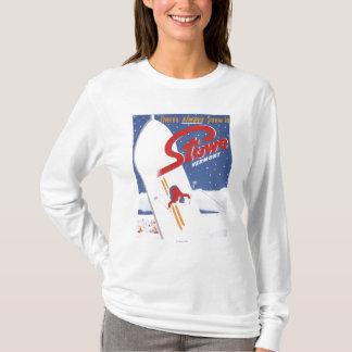 Sopa S - Det finns alltid snöPromoaffischen T Shirt