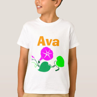 Sophia Emma Isabella Olivia Ava Emily T Shirt