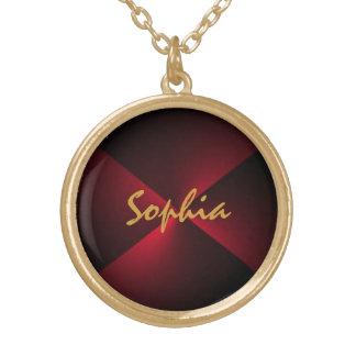 Sophia halsband