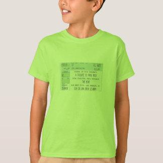 SOR - Tribute till Prog sten T Shirt