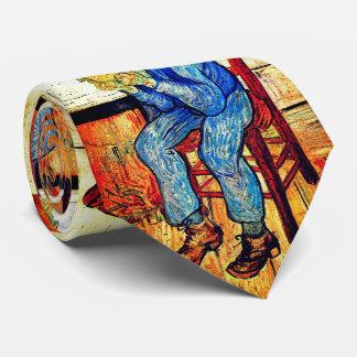 Sorrowing gamal man Van Gogh Slips