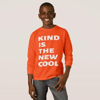 Sorten är den nya coolan t shirt