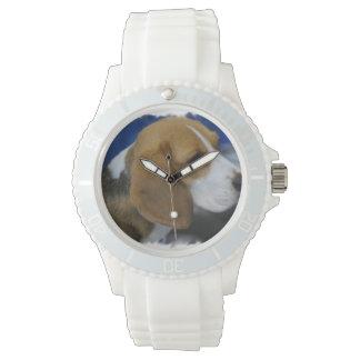 Söt Beagle Armbandsur