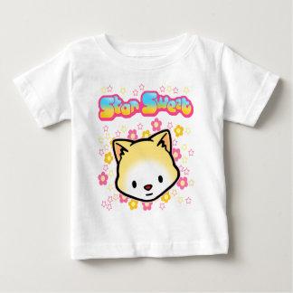 Söt bebisT-tröja för stjärna Tröja