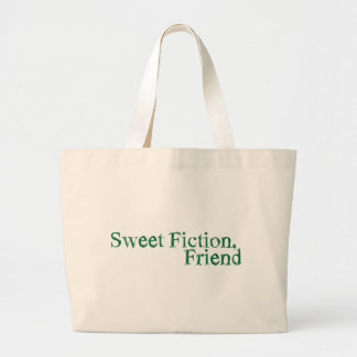 söt fiktion, vän tote bag