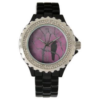 Söt i Fuchsia Armbandsur