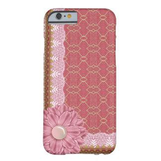 Söt i rosa fodral för IPhone 6 Casemate knappt där Barely There iPhone 6 Fodral