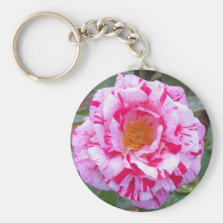Söt i rosa nyckelring