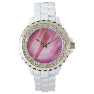 Söt i rosor armbandsur