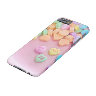 Söt iphone case för godis barely there iPhone 6 fodral