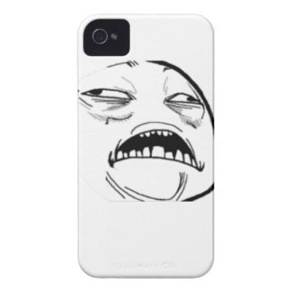 Söt Jesus tecknad Meme Case-Mate iPhone 4 Skydd