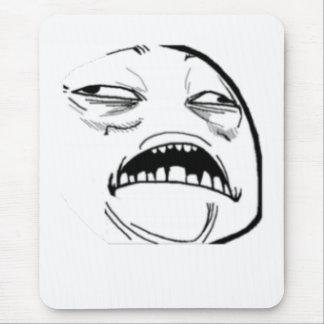 Söt Jesus tecknad Meme Mus Mattor