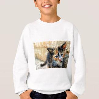 Söt kattunge som tittar DIG Tee Shirt