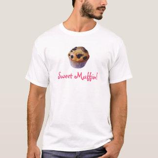 Söt muffin t shirts