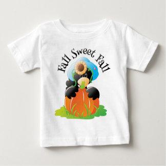 Söt nedgång för nedgång t-shirt
