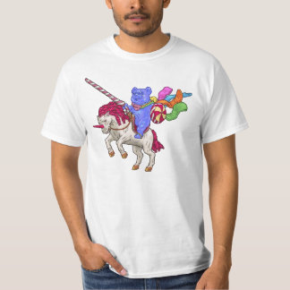 Söt ritt t-shirts