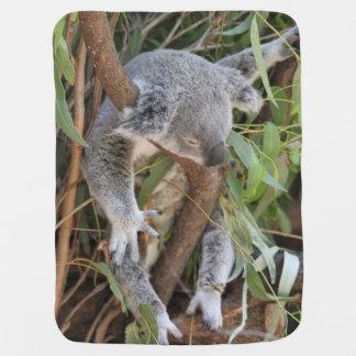 Söt sova filt för Koalabjörnbaby