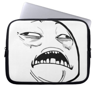 Söta Jesus Meme - laptop sleeve