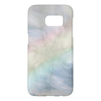 Söten kyler pastellfärgad regnbågeMandaladesign Galaxy S5 Skal