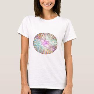 Soul driver: Konstnärlig design för sol- energi Tee Shirt