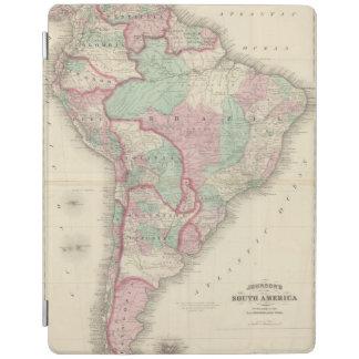 South America 2 iPad Skydd