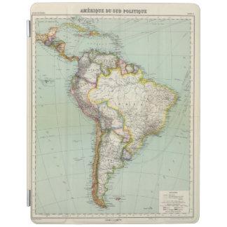 South America 42 iPad Skydd
