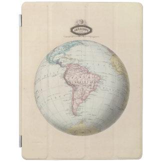South America 6 iPad Skydd