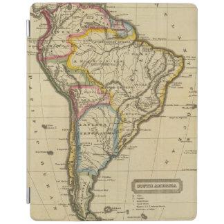 South America 7 iPad Skydd