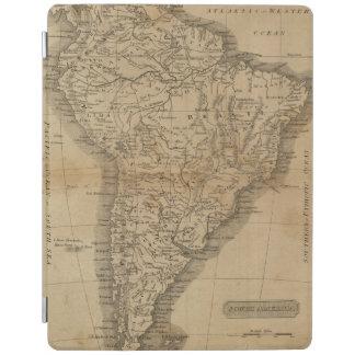 South America 8 iPad Skydd