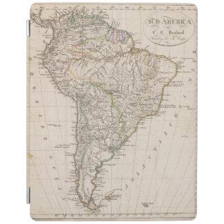 South America 9 iPad Skydd