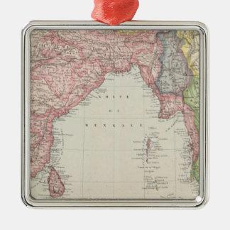 South Asia 2 Julgransprydnad Metall