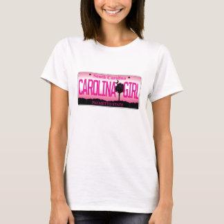 "South Carolina ""Carolina flicka"" T-shirt"
