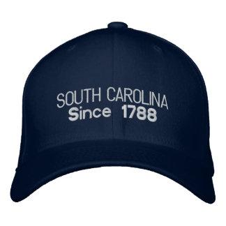 South Carolina efter lock 1788 Broderad Keps
