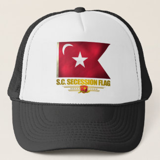 South Carolina Secessionflagga Truckerkeps