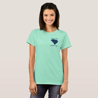 South Carolina sol- förmörkelse 2017 T Shirt
