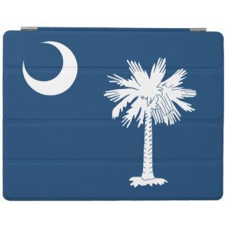 South Carolina statlig flagga iPad Skydd