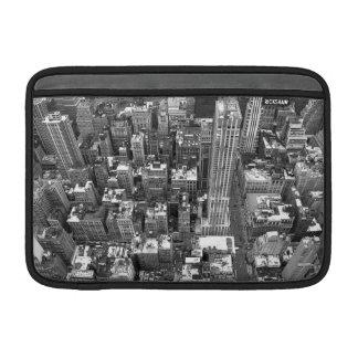 Souvenir för Macbook sleeveNew York Cityscape NYC MacBook Air Sleeve