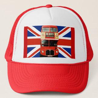 Souvenirlock från London England Keps