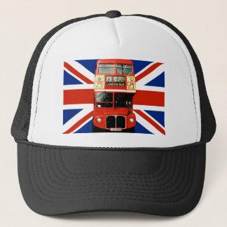 Souvenirlock från London England Truckerkeps