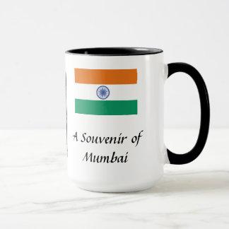 Souvenirmugg - Mumbai, Indien Mugg