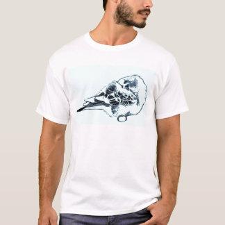 Sova den Budgie teckningen T Shirt
